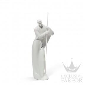 """01008588 Lladro Christmas Статуэтка """"Благословенный Отец"""" 33 x 11см"""