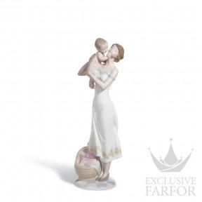 "01008244 Lladro Family Stories ""Motherhoods"" Статуэтка ""Безусловная любовь"" 31 x 10см"