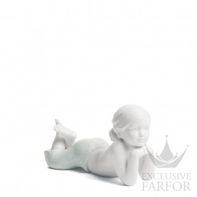 """01008405 Lladro Family Stories Статуэтка """"Дочь"""" 8 x 15см"""
