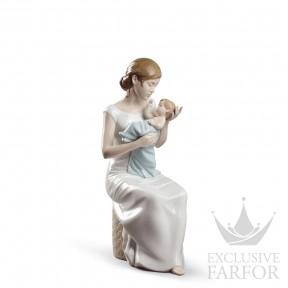 "01008781 Lladro Family Stories ""Motherhoods"" Статуэтка ""Колыбельная"" 30 x 11см"