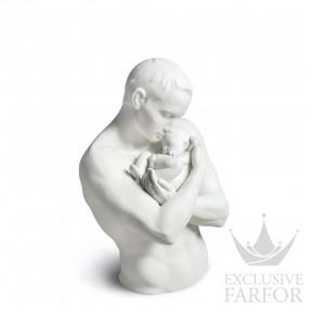 """01009215 Lladro Family Stories Статуэтка """"Родительская защита"""" 31 x 22см"""