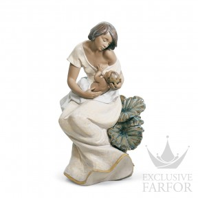 "01012514 Lladro Family Stories ""Motherhoods"" Статуэтка ""Материнский инстинкт"" 41 x 25см"
