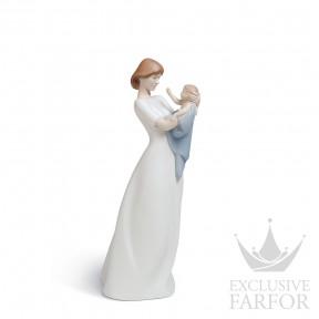 "01018294 Lladro Family Stories ""Motherhoods"" Статуэтка ""Материнское сокровище"" 32 x 14см"