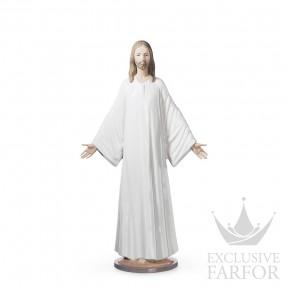 "01005167 Lladro Spirituality ""Christianity"" Статуэтка ""Христос"" 38 x 20см"