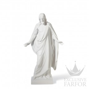 "01018217 Lladro Spirituality ""Christianity"" Статуэтка ""Христос"" 37 x 21см"