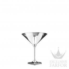 "06201597 Robbe & Berking Bar-Kollektion ""90г. посеребрение"" Бокал для мартини ""Dante"" 12,8см"