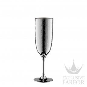 """06301598 Robbe & Berking Bar-Kollektion """"90г. посеребрение"""" Бокал для шампанского """"Martele"""" 19,4см"""