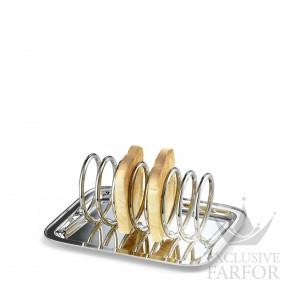 """50801111 Robbe & Berking Столовые наборы """"90г. посеребрение"""" Держатель для гренок/тостов/хлеба"""