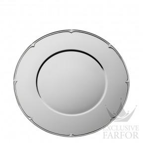 "4503524 Robbe & Berking Подставные тарелки ""925 серебро"" Подставная тарелка Ø 30,0 см ""Alt-Faden"""