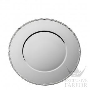 "4603524 Robbe & Berking Подставные тарелки ""925 серебро"" Подставная тарелка Ø 30,0 см ""Französisch-Perl"""