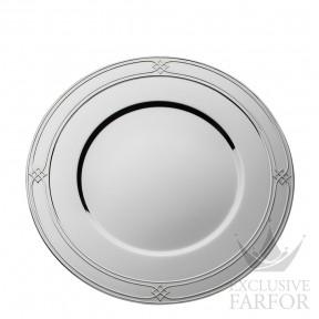 "5603524 Robbe & Berking Подставные тарелки ""925 серебро"" Подставная тарелка Ø 32,5 см ""Arcade"""