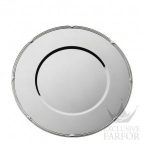 "5703524 Robbe & Berking Подставные тарелки ""925 серебро"" Подставная тарелка Ø 32,5 см ""Classic-Faden"""