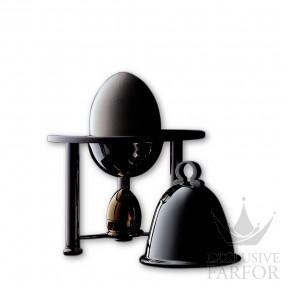 """50803005 Robbe & Berking Столовые наборы """"925 серебро"""" Подставка для яиц, с солонкой и колпачком"""