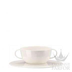 10530-800001-10420 Rosenthal Brillance Чаша суповая с блюдцем 0,37л