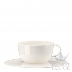 10530-800001-14675 Rosenthal Brillance Чашка чайная с блюдцем 0,25л