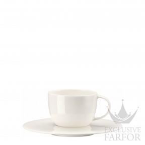 10530-800001-14715 Rosenthal Brillance Чашка эспрессо с блюдцем 0,08л