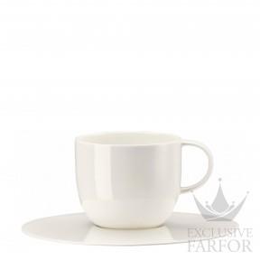 10530-800001-14740 Rosenthal Brillance Чашка кофейная с блюдцем 0,20л