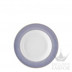 10460-404307-10322 Rosenthal Francis Carreau Bleu Тарелка суповая 22см