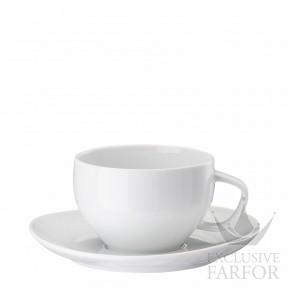 10540-800001-14640 Rosenthal Junto Чашка чайная с блюдцем 0,24л