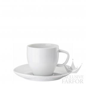 10540-800001-14740 Rosenthal Junto Чашка кофейная с блюдцем 0,23л