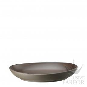 21540-405252-60363 Rosenthal Junto Bronze Тарелка глубокая 33см