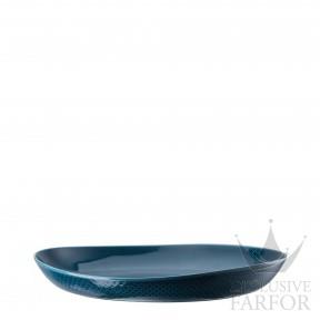 10540-405202-10363 Rosenthal Junto Ocean Blue Тарелка глубокая 33см