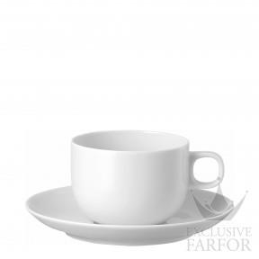 19600-800001-14740 Rosenthal Moon Чашка кофейная с блюдцем 0,23л
