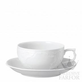 10480-800001-14640 Rosenthal Sanssouci Чашка чайная с блюдцем 0,23л
