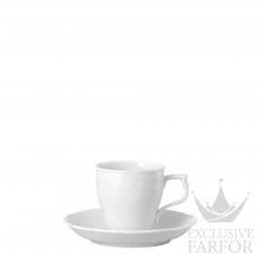 10480-800001-14720 Rosenthal Sanssouci Чашка эспрессо с блюдцем 0,09л