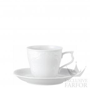 10480-800001-14740 Rosenthal Sanssouci Чашка кофейная с блюдцем 0,21л