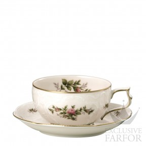 20480-508563-14640 Rosenthal Sanssouci Elfenbein Ramona Чашка чайная с блюдцем 0,23л