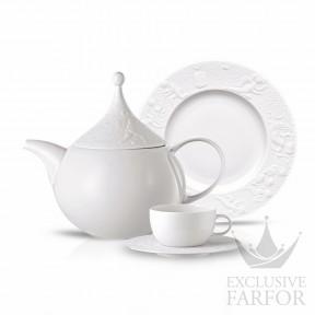 11260-306500-2 Rosenthal Zauberflöte Чайный сервиз на 6 персон, 22 предмета