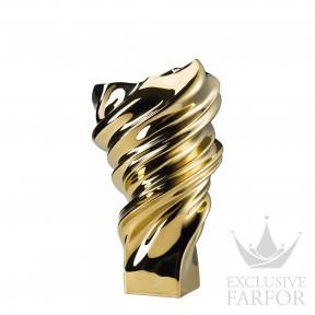 "14463-426157-26032 Rosenthal Squall ""Gold titanium"" Ваза 32см"
