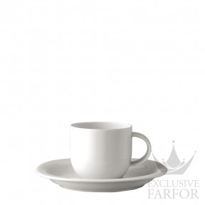 17000-800001-14720 Rosenthal Suomi Чашка эспрессо с блюдцем 0,10л