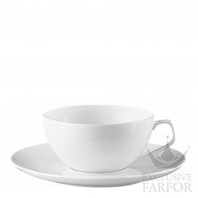 11280-800001-14640 Rosenthal TAC Чашка чайная с блюдцем 0,24л