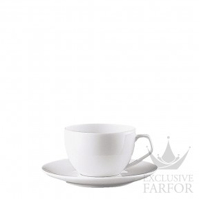 11280-800001-14715 Rosenthal TAC Чашка эспрессо с блюдцем 0,12л