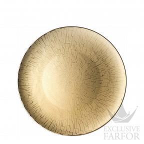 11280-403255-10263 Rosenthal TAC Skin Gold Тарелка подстановочная 33см