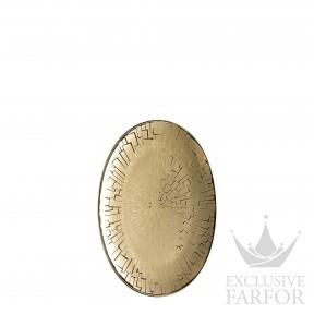 11280-403255-12718 Rosenthal TAC Skin Gold Блюдо овальное 18см