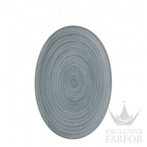 """11280-403264-12734 Rosenthal TAC Stripes 2.0 """"matt"""" Блюдо овальное 34см"""