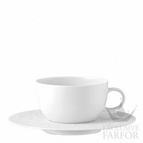 11260-306500-14640 Rosenthal Zauberflöte Чашка чайная с блюдцем 0,25л
