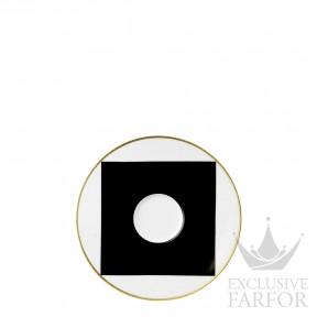 """UN200655705 Sieger by Fürstenberg My China! Ca'd'Oro """"Fahnen-Form"""" Блюдце 16см"""