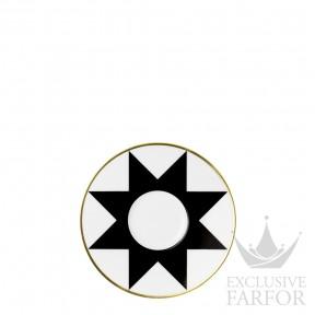 """UN200675705 Sieger by Fürstenberg My China! Ca'd'Oro """"Fahnen-Form"""" Блюдце 12,5см"""