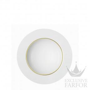 """TF2006235703 Sieger by Fürstenberg My China! Treasure Gold """"FAHNEN-FORM"""" Тарелка для спагетти 23см"""