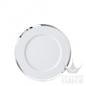 """FL2006235701 Sieger by Fürstenberg My China! Treasure Platinum """"Fahnen-Form"""" Тарелка закусочная 23см"""