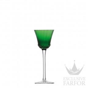 "10102022 St. Louis Apollo Бокал для вина ""Зеленый"" 130мл"