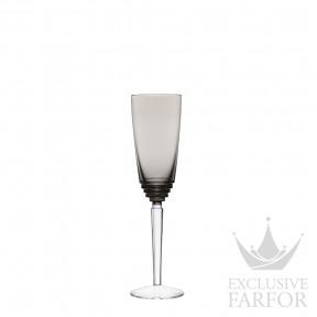 "14008016 St. Louis Oxymore Флюте для шампанского ""Фланель-серый"" 150мл"