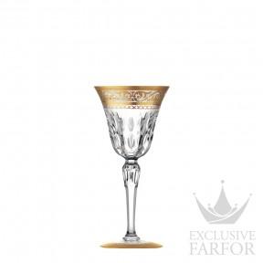 "33500100 St. Louis Stella Decor ""Gold engraving"" Американский бокал для воды 250мл"