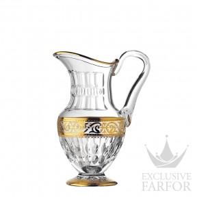 "33504000 St. Louis Stella Decor ""Gold engraving"" Кувшин для воды 1070мл"