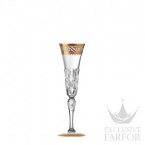 "33508100 St. Louis Stella Decor ""Gold engraving"" Флюте для шампанского 140мл"