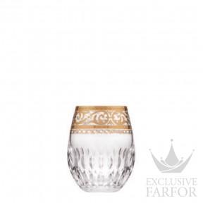 "33524000 St. Louis Stella Decor ""Gold engraving"" Стакан гранёный 310мл"